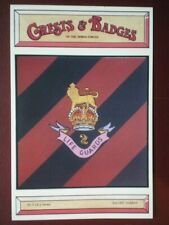 POSTCARD BADGE FOR 2ND LIFE GUARDS