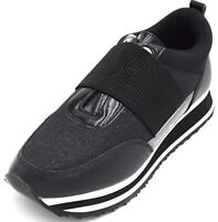 TOMMY HILFIGER WOMAN SNEAKER SLIP ON SHOES CASUAL FREE TIME CODE FW0FW03336