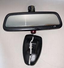 FACTORY OEM BMW 2004 - 2006 E46 330i 325i 330ci M3 Auto Dim Rear View Mirror SOS