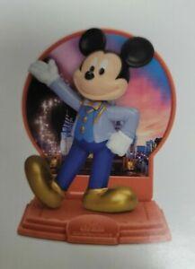MICKEY MOUSE #1 Walt Disney 50th Anniversary McDonald's 2021 Happy Meal Toy NIB