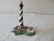 "1992 Danbury Mint ""Cape Hatteras Light"" Lighthouse"