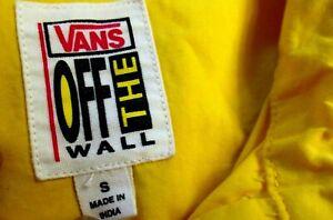 1980's Vintage Vans Off The Wall Men's 1 piece cargo suit uniform Devo New Wave
