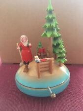 Spieluhr , Thorens , Weihnachten ( Oh Tannebaum )