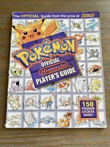 Pokémon: Official Nintendo Players Guide