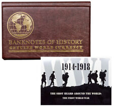 Shot Heard Round the World: WWI 6 Banknote Collection SKU52281