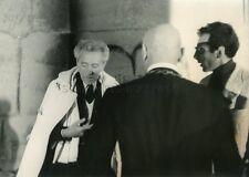 YUL BRYNNER JEAN COCTEAU LE TESTAMENT D'ORPHEE 1960 VINTAGE PHOTO ORIGINAL #8