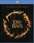 New ListingThe Lord Of The Rings Motion Picture Trilogy Region A1 Bluray Dvd 6 Disc Set