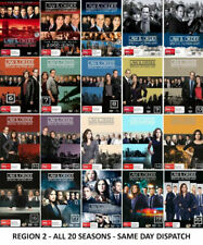 LAW AND ORDER SVU - COMPLETE SERIES, 1-20 , DVD SET, FREE SHIPPING,NEW.
