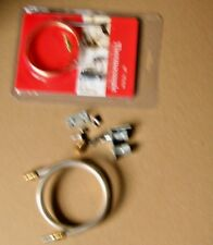Q314A PILOT & THEROCOUPLE  1/4 INCH ALUMINUM TUBING - MOST GAS PILOTS BRAND NEW