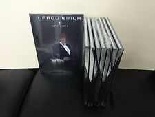 BD Lot Largo winch- éditions le Soir  - N° 1à 8 - E.O - NEUF - Francq