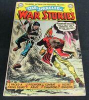 Star Spangled War Stories #14 (1953) Golden Age DC Comics VG 3.5-4.0 JM75