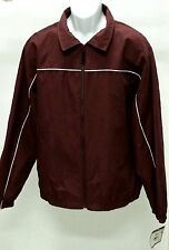 NWT $35 Tek Gear Women's Toro Red Long Sleeve Athletic Apparel Jacket Size: M