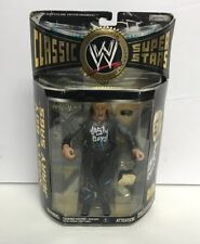 Nasty Boy Jerry Sags WWE Classic Superstars collectible action figure with tix