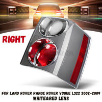 Rear Right Tail Brake Light Clear/Red For RANGE ROVER For VOGUE Model L322 02-09