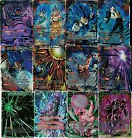 Dragonball Super Card Game Universal Onslaught R SR SPR SCR Choose Your Cards