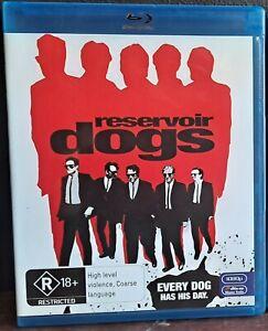 Reservoir Dogs on Bluray