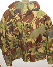 Nato Military Camo Sun Protective Smock Hooded Jacket Size Small Medium 180/100