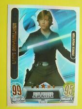 Force Attax Star Wars Serie 2 (grün), Luke Skywalker (225), Force Meister