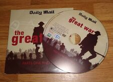 The Great War Parts 1 and 2, BBC from the Daily Mail DVD