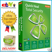 Quick Heal Total Security 3 USER 3 YEAR 3 PC 3 yr Antivirus windows 10 support