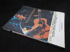 Bryan Adams Unplugged Japan Band Score Song Book MTV