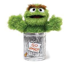 """Sesame Street 10"""" Plush: Oscar the Grouch"""