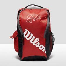 Équipements de tennis rouge Wilson