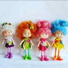 4 Vintage Herself The Elf Dolls 1982 American Greetings Mattel