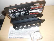 TacStar Remington 870/1100/11-87 Black Rail Mount with Side Saddle 1081035