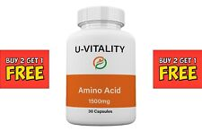 Buy 2 get 1 FREE - AMINO ACID COMPLEX 1500 mg, 30 Capsules