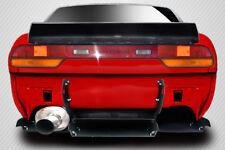 Fit Nissan 240SX S13 HB 89-94 Carbon Creations Carbon Fiber RBS Wing Spoiler