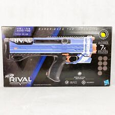 Nerf | Rival Helios XVIII-700 Color Blue 7X High Impact Rounds Hasbro New In Box