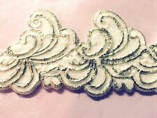 Charming Lace silicone mold fondant cake decorating wedding lace food mould