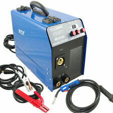 MIG 250 A Schutzgas Inverter Schwei�Ÿgerät MIG MAG + E-Hand IGBT 250Amp 230V
