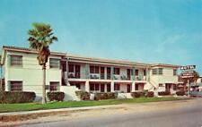 DAYTONA BEACH, FL Florida   HOLLIDAY HOMES   Roadside   c1960's Chrome Postcard