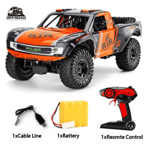 1:8 Large 4WD Jeep Smooth Driving RC Off-Road Remote Control Truck For Rider