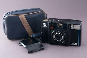 Minolta AF-S Point&Shoot Film Camera Film Tested