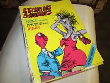 L'ECHO DES SAVANES 70     1980