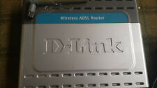 D-LINK DSWL-G664T Wireless ADSL Router ISDN