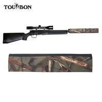 Tourbon Neoprene Gun Rifle Silencer Cover Sound Moderator Suppressor Protector