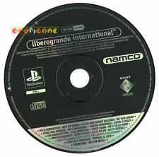 LIBEROGRANDE INTERNATIONAL Ps1 Versione Promo Europea Libero Grande » SOLO DISCO
