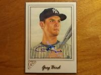 GREG BIRD YANKEES 2017 TOPPS GALLERY AUTO AUTOGRAPH RC ROOKIE MINT~#128 HOT!