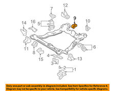 HYUNDAI OEM 01-06 Elantra-Engine Motor Mount Torque Strut 219302D151