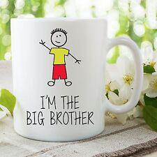 I'm The Big Brother Boccale Buffo Per Son Surprise Bambino Annuncio WSDMUG643