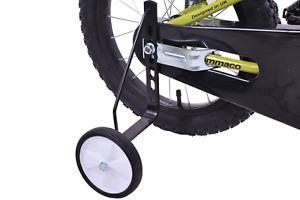 "Bike Stabilisers Heavy Duty Adjustable 12 14 16 18 20"" Wheels Kids Bikes Balance"