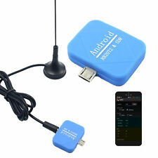 Micro USB RTL2832U+R820T2 RTL-SDR ADS-B Receiver with Antenna for Android-Phone&