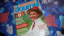 Katharine Hepburn Covers Ladies Home Journal Magazine February 1985