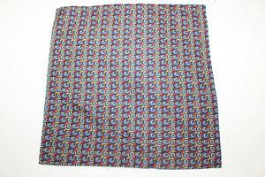 MODAITALIA POCKET SQUARE Handkerchiefs Silk F16036 Made in Italy