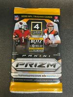 🔥🔥  2020 PANINI PRIZM NFL FOOTBALL GRAVITY PACK SEALED AND NEW - FAST SHIP!