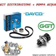 KIT DISTRIBUZIONE DAYCO/INA + POMPA ACQUA ALFA ROMEO  147 156 1.9 JTD